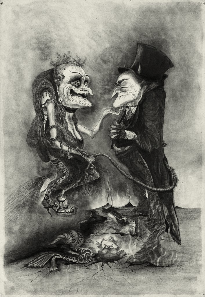 Die Sorgen des Teufels, 1972, Regine Heinecke