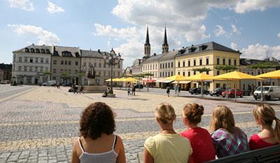 Der Oelsnitzer Markt